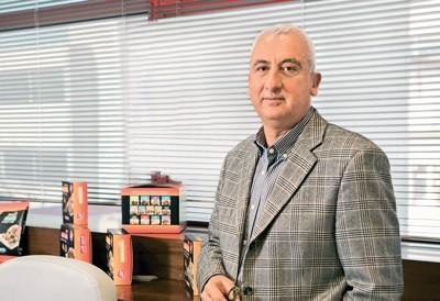 Στέλιος  Σκαρίμπας - Πρωτοπόρος στην ανάπτυξη της Bιομηχανίας γύρου