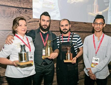 Πρωταθλητής του Ibrik Championship 2018 ο Slava Babych