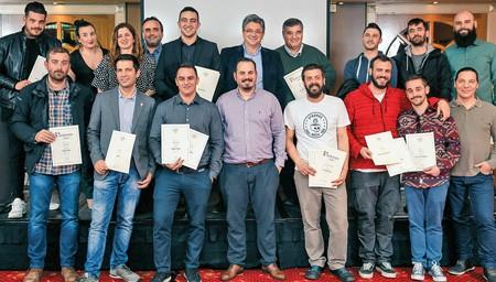 Εντυπωσιακές συμμετοχές  στα 5th BeerBartender Awards!