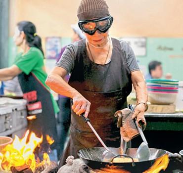 Αστέρι Μichelin σε street food της Μπανγκόγκ