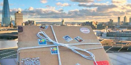 Yiayia's box με ελληνικά προϊόντα στο Λονδίνο