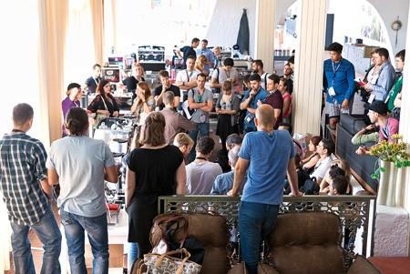 BARISTA CAMP '14: Πρεμιέρα στην Αθήνα