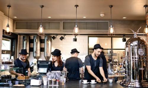 Νέο concept: Flocafe Espresso Room