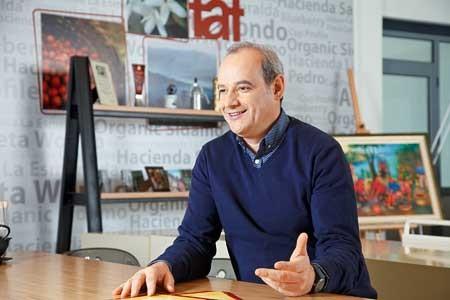 Γιάννης Ταλούμης: Η Ελλάδα είναι μια χώρα με έντονη κουλτούρα καφέ