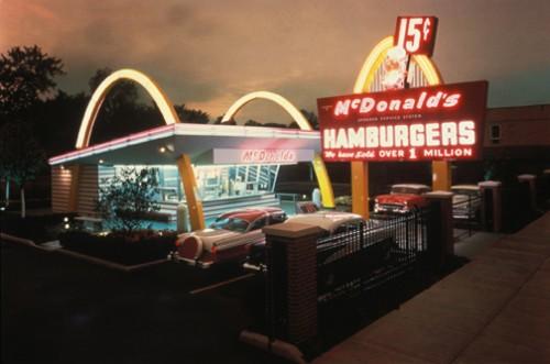 McDonalds, 40 χρόνια στην Ευρώπη!