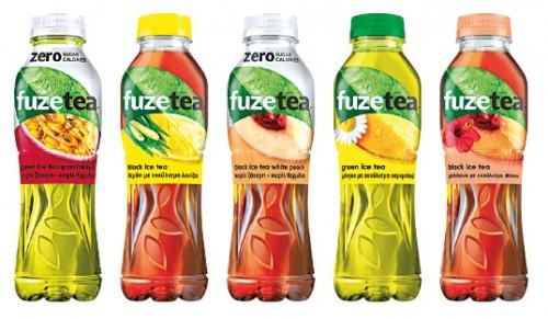 Η The Coca-Cola Company φέρνει το FUZETEA στην Ευρώπη