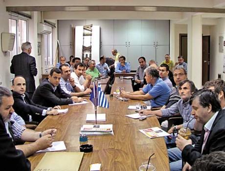 Η Συντεχνία Αρτοποιών Αθήνας εγκαινιάζει μια νέα εποχή στις σχέσεις της με τους προμηθευτές