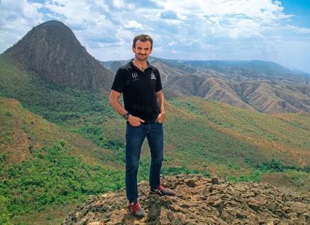 Sasa Sestic, από την εμπόλεμη Βοσνία στη μακρινή Αυστραλία κι από την άκρη της γης, στην κορυφή του κόσμου!