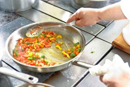 Tips για σωστό τηγάνισμα!
