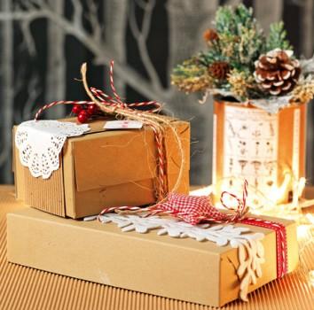 Ιδέες για γιορτινά δώρα