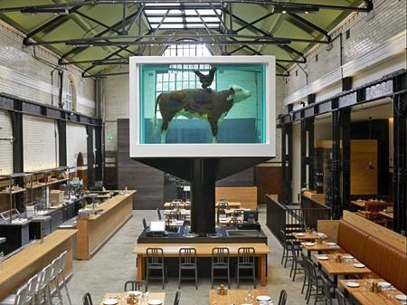Restaurant & Bar Design Awards 2013: Οι τελευταίες τάσεις στο σχεδιασμό χώρων Εστίασης