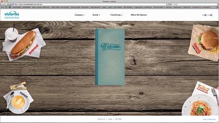Νέο website Vivartia για τa brands της Εστίασης