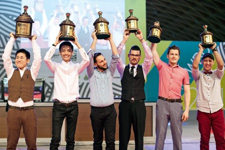 Παγκόσμια Πρωταθλήματα Καφέ 2014