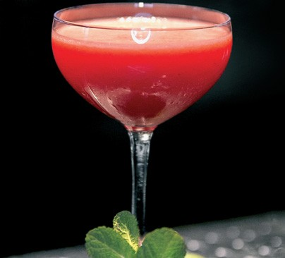 Cocktail: The Red Diamond